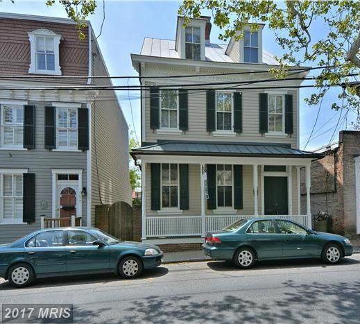 159 Prince George Street, Annapolis, MD 21401 (#AA9974242) :: LoCoMusings