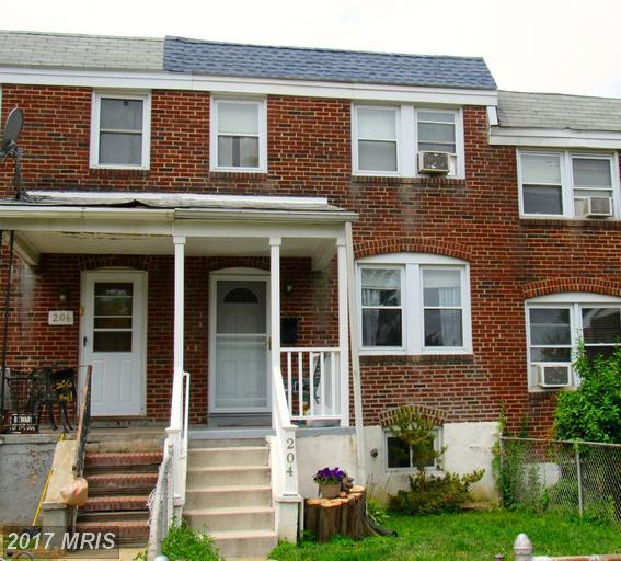204 Old Riverside Road, Baltimore, MD 21225 (#AA9980259) :: LoCoMusings