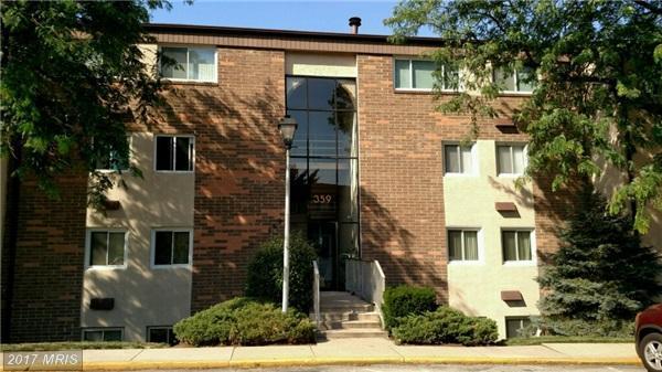 359 Gatewater Court 4B, Glen Burnie, MD 21060 (#AA9999431) :: LoCoMusings