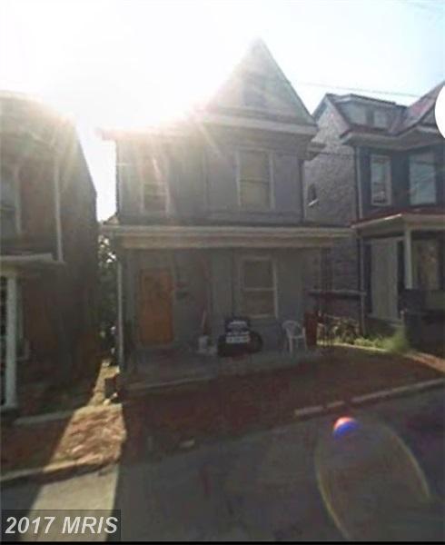 225 N Lee Street, Cumberland, MD 21502 (#AL10026806) :: LoCoMusings