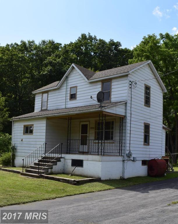 15915 Williams Road SE, Cumberland, MD 21502 (#AL10031469) :: Pearson Smith Realty