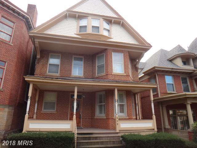 222 Washington Street, Cumberland, MD 21502 (#AL10132576) :: The Gus Anthony Team