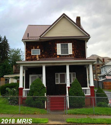 707 Columbia Avenue, Cumberland, MD 21502 (#AL10349772) :: The Maryland Group of Long & Foster