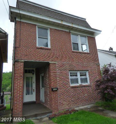 1035 Bedford Street, Cumberland, MD 21502 (#AL9944762) :: Pearson Smith Realty
