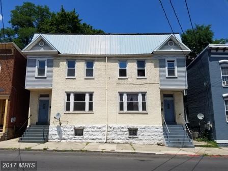 105 Greene Street, Cumberland, MD 21502 (#AL9994406) :: Pearson Smith Realty