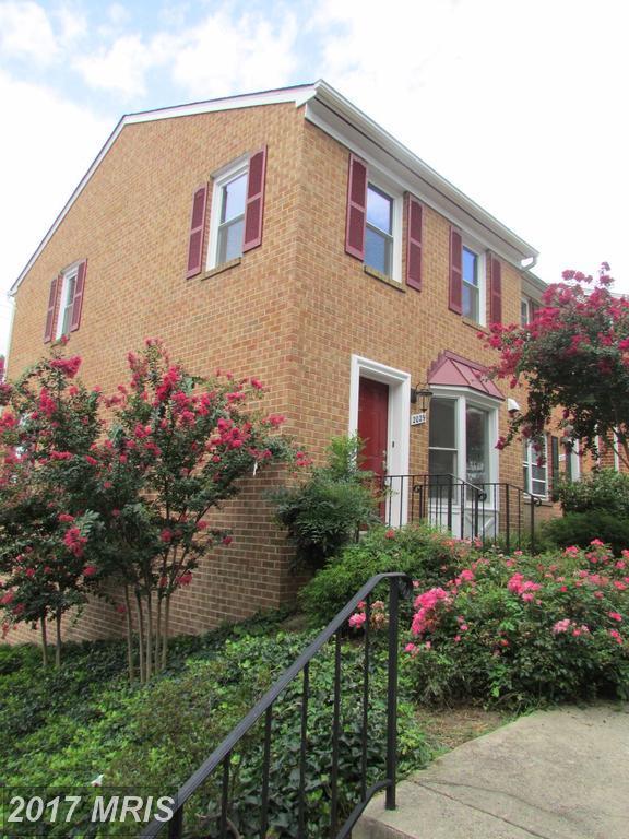 2029 Glebe Road, Arlington, VA 22204 (#AR10039454) :: Pearson Smith Realty