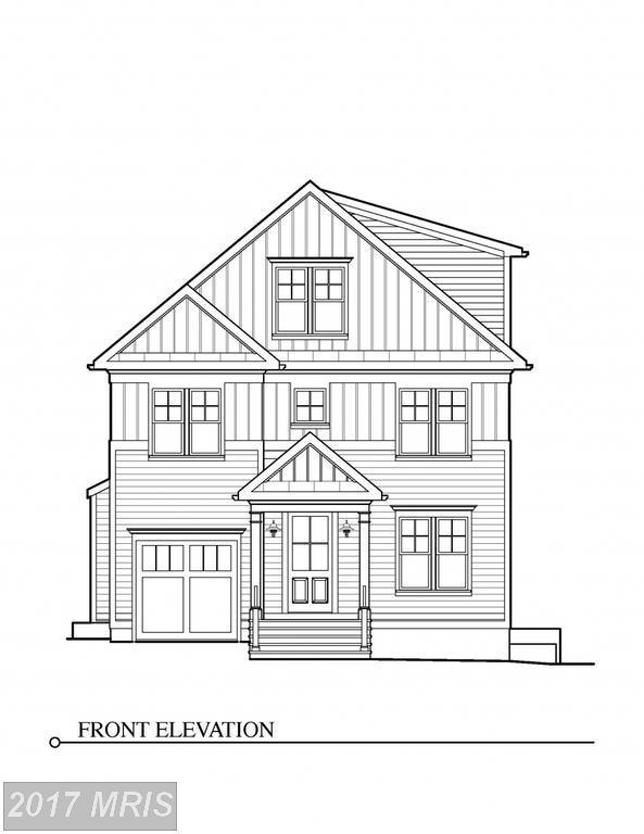 1845 N Columbus Street, Arlington, VA 22207 (#AR10054988) :: Pearson Smith Realty