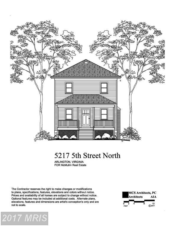 5217 5TH Street N, Arlington, VA 22203 (#AR10056972) :: Pearson Smith Realty