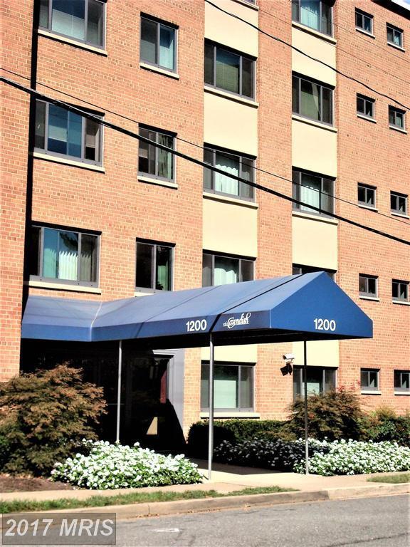 1200 Arlington Ridge Road S #614, Arlington, VA 22202 (#AR10059021) :: Pearson Smith Realty