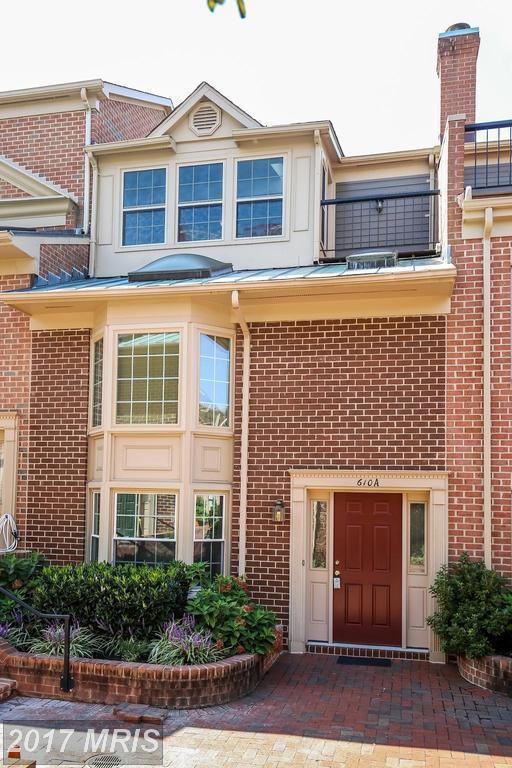 610-A Tazewell Street N, Arlington, VA 22203 (#AR10059401) :: A-K Real Estate