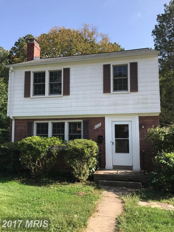 5526 10TH Street N, Arlington, VA 22205 (#AR10061183) :: A-K Real Estate