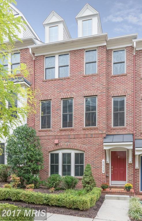2519 Kenmore Court, Arlington, VA 22206 (#AR10081145) :: The Belt Team
