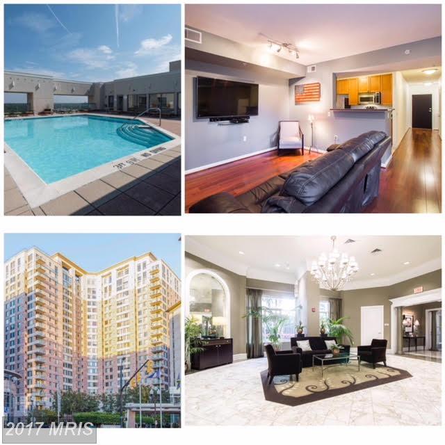 851 Glebe Road #206, Arlington, VA 22203 (#AR10085069) :: MidAtlantic Real Estate
