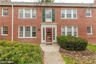 1924 Rhodes Street #81, Arlington, VA 22201 (#AR10120534) :: Jacobs & Co. Real Estate