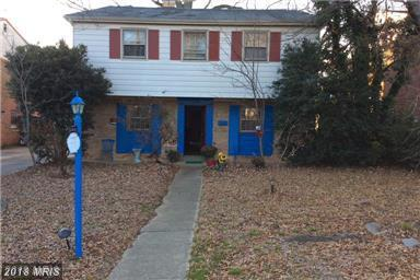 604 Garfield Street, Arlington, VA 22201 (#AR10163374) :: The Sky Group