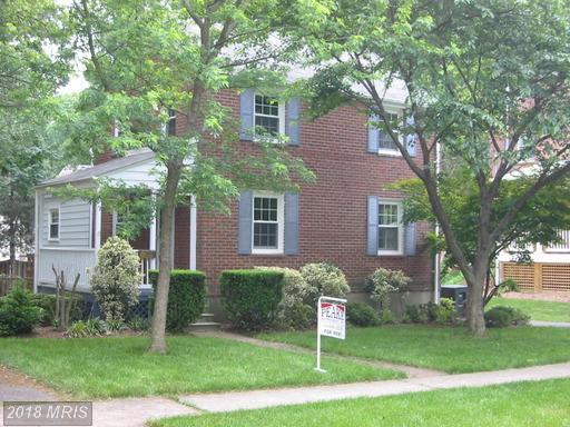 329 Edison Street N, Arlington, VA 22203 (#AR10183917) :: City Smart Living