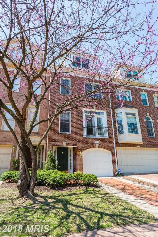 2208 Scott Street N, Arlington, VA 22209 (#AR10216549) :: Browning Homes Group