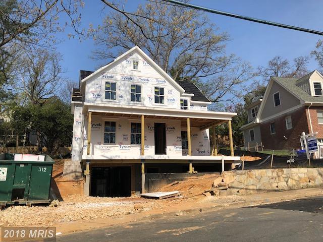 2322 Fillmore Street N, Arlington, VA 22207 (#AR10216659) :: Browning Homes Group