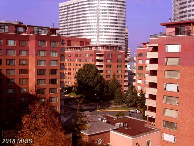 1111 Arlington Boulevard #820, Arlington, VA 22209 (#AR10248087) :: Circadian Realty Group