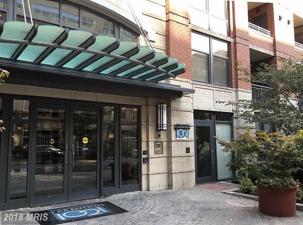 1021 Garfield Street #739, Arlington, VA 22201 (#AR10293198) :: Provident Real Estate