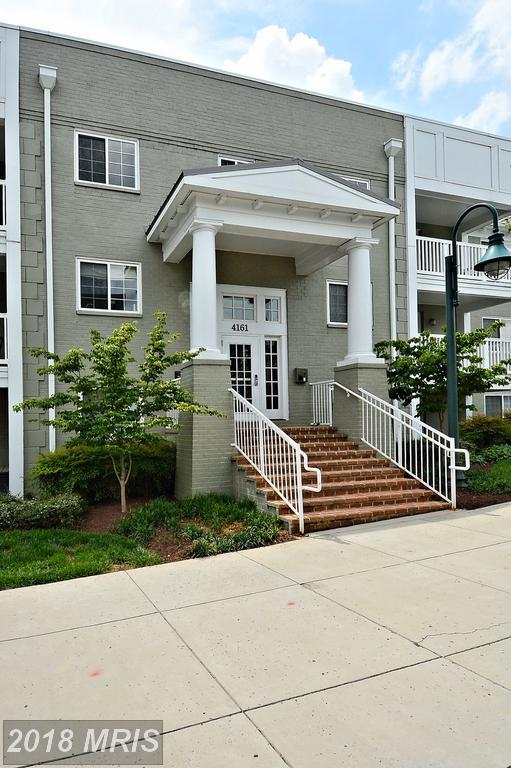 4161 Four Mile Run Drive #203, Arlington, VA 22204 (#AR10321466) :: RE/MAX Executives