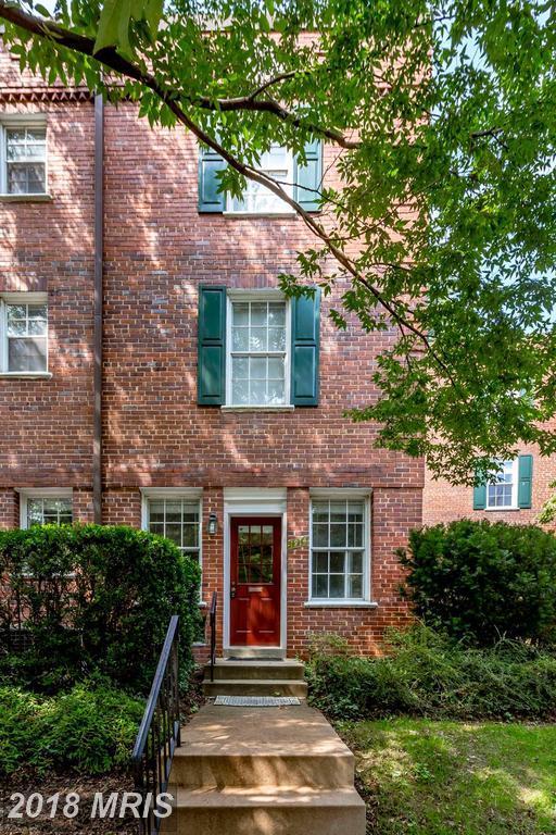 1914 Rhodes Street #54, Arlington, VA 22201 (#AR10323925) :: Great Falls Great Homes