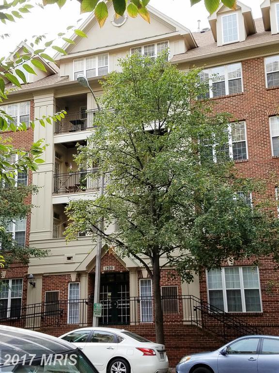 1320 Wayne Street #303, Arlington, VA 22201 (#AR9930235) :: Pearson Smith Realty