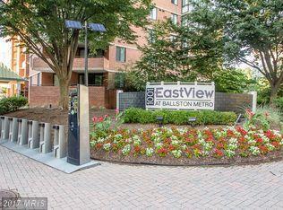 1001 Randolph Street N #606, Arlington, VA 22201 (#AR9987181) :: A-K Real Estate