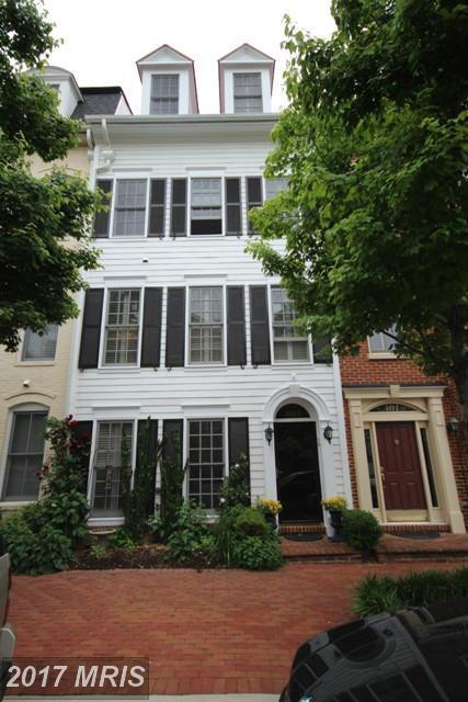 403 Princess Street, Alexandria, VA 22314 (#AX10021803) :: Pearson Smith Realty