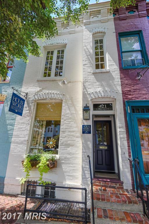 421 Washington Street S, Alexandria, VA 22314 (#AX10026004) :: Pearson Smith Realty