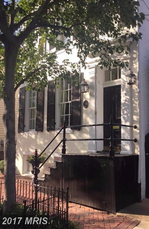 517 Queen Street, Alexandria, VA 22314 (#AX10063149) :: Pearson Smith Realty