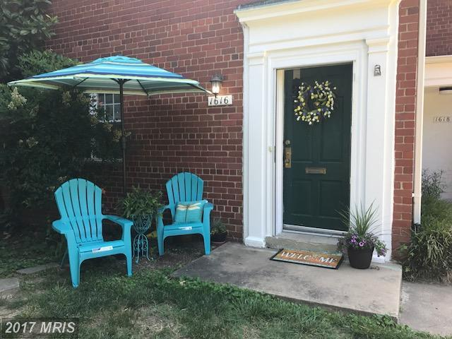 1616 Fitzgerald Lane #1616, Alexandria, VA 22302 (#AX10063493) :: Pearson Smith Realty