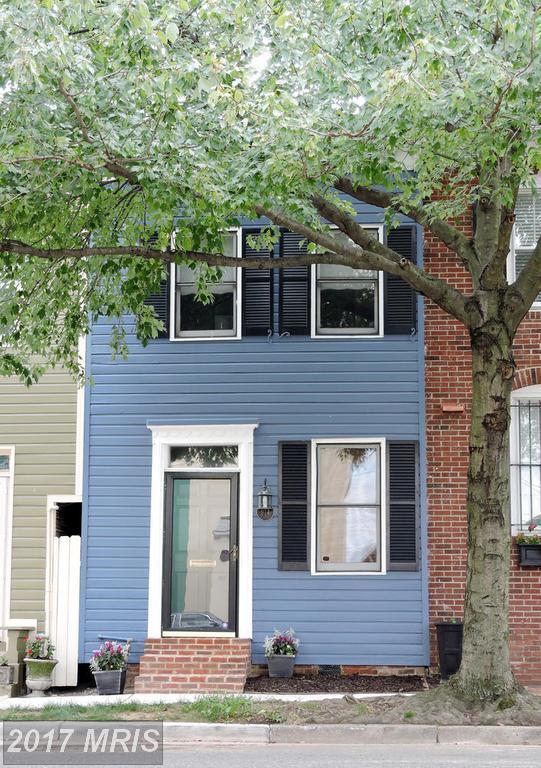 914 Pendleton Street, Alexandria, VA 22314 (#AX10064895) :: Pearson Smith Realty