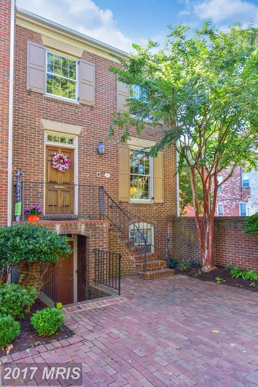 418 Saint Asaph Street N, Alexandria, VA 22314 (#AX10084239) :: Tom & Cindy and Associates