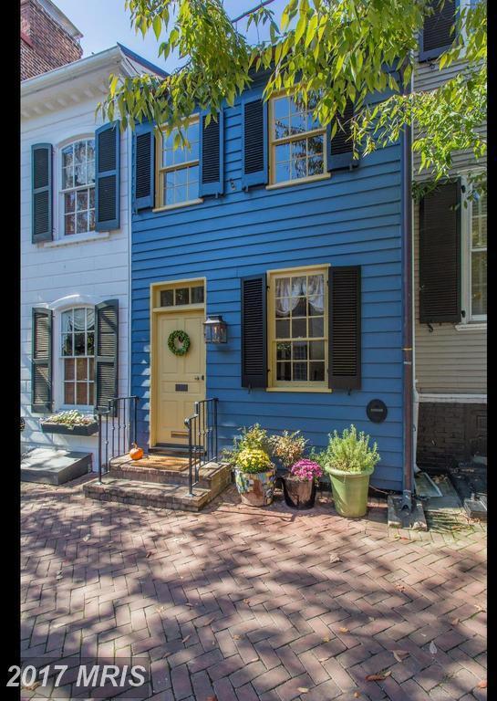 317 S Lee Street S, Alexandria, VA 22314 (#AX10090311) :: LoCoMusings