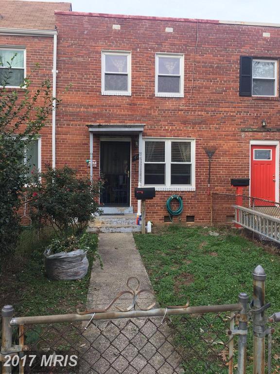 47 Dale Street, Alexandria, VA 22305 (#AX10107898) :: Pearson Smith Realty