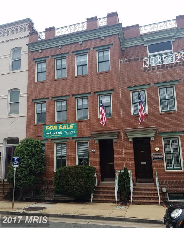 120 Alfred Street N, Alexandria, VA 22314 (#AX10108342) :: Labrador Real Estate Team
