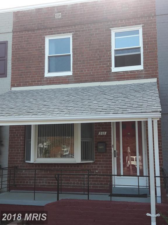 511 Duncan Avenue, Alexandria, VA 22301 (#AX10123993) :: Colgan Real Estate