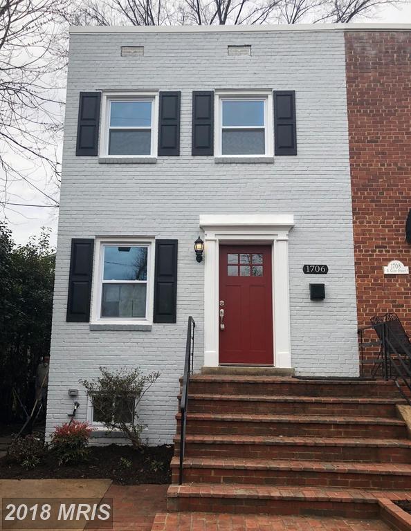 1706 Cliff Street, Alexandria, VA 22301 (#AX10155211) :: Tom & Cindy and Associates
