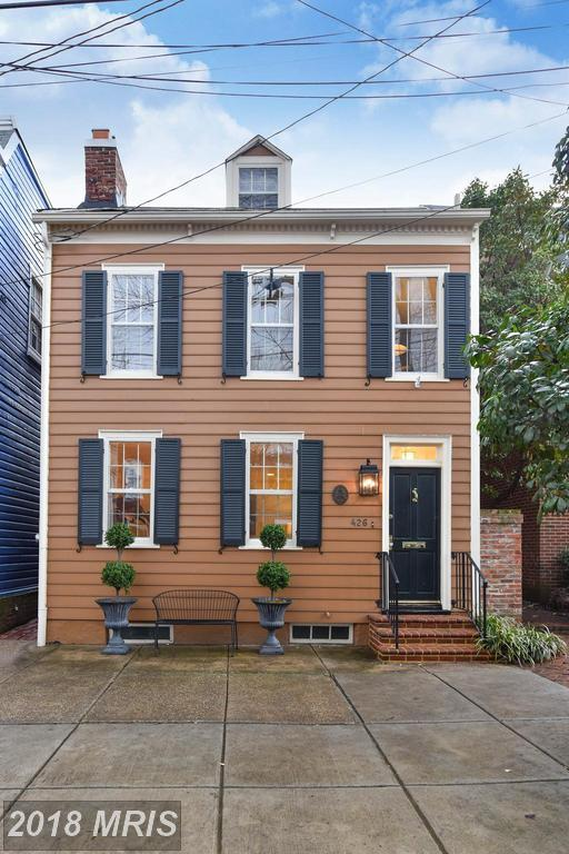 426 Fairfax Street S, Alexandria, VA 22314 (#AX10158761) :: Tom & Cindy and Associates