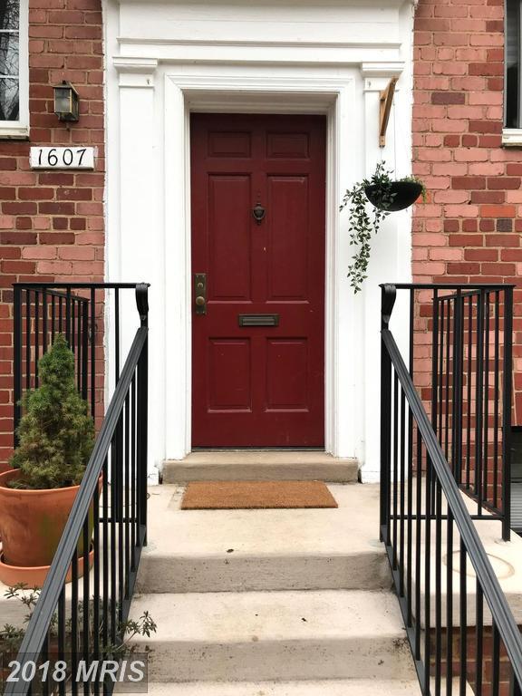1607 Fitzgerald Lane #912, Alexandria, VA 22302 (#AX10162543) :: CR of Maryland