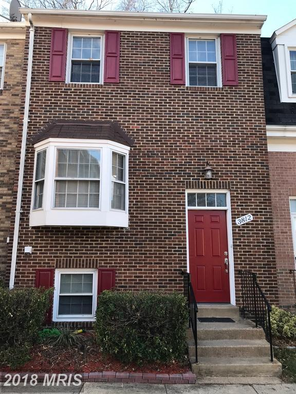 3812 Brighton Court, Alexandria, VA 22305 (#AX10183121) :: The Gus Anthony Team