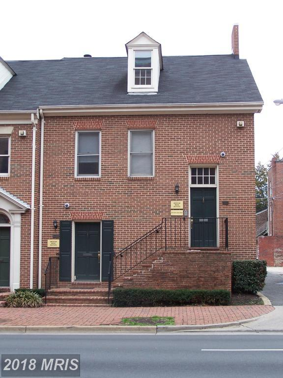 109-NORTH Henry Street, Alexandria, VA 22314 (#AX10183388) :: Jacobs & Co. Real Estate