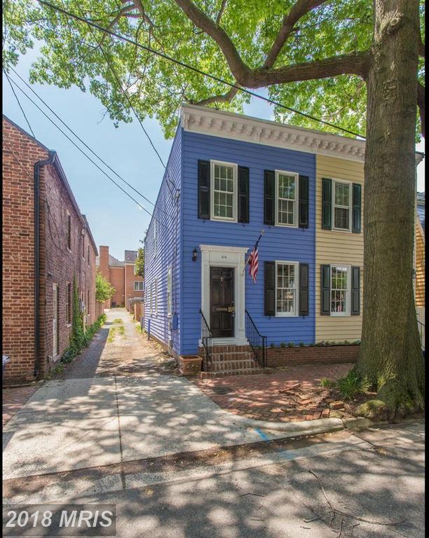414 Queen Street, Alexandria, VA 22314 (#AX10185532) :: Arlington Realty, Inc.