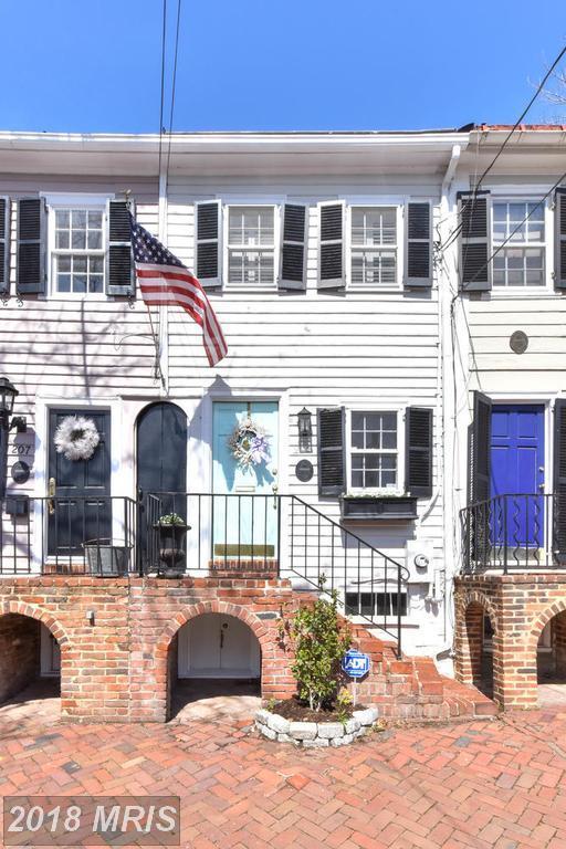205 Wolfe Street, Alexandria, VA 22314 (#AX10188268) :: RE/MAX Executives