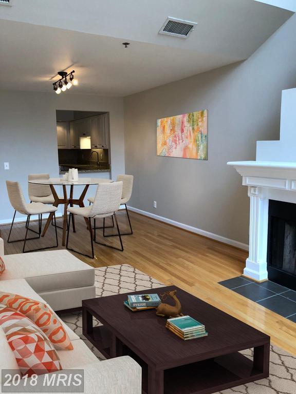 115 Lee Street N Bh211, Alexandria, VA 22314 (#AX10200908) :: Provident Real Estate