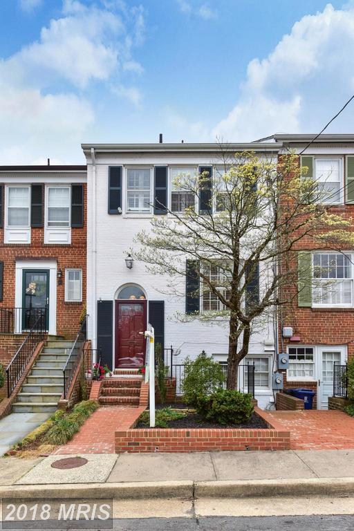 204 Green Street, Alexandria, VA 22314 (#AX10212986) :: Pearson Smith Realty