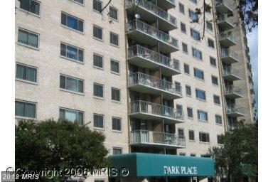 2500 Van Dorn Street #323, Alexandria, VA 22302 (#AX10239526) :: Dart Homes