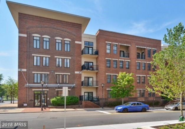 181 Reed Avenue E #314, Alexandria, VA 22305 (#AX10244492) :: Advance Realty Bel Air, Inc