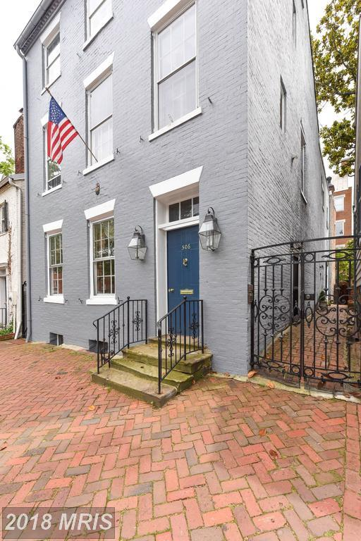506 Cameron Street, Alexandria, VA 22314 (#AX10263007) :: The Withrow Group at Long & Foster